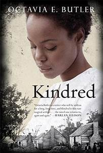 Photo of the Book cover of a young black woman in a white dress